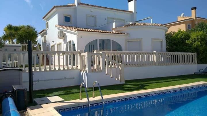 Casa Myfa villa 3 chambres piscine Gata Javea