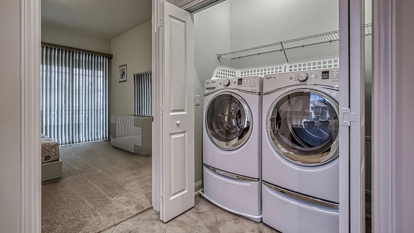 High Efficiency Washer and Dryers