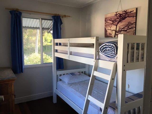 Bedroom 3 - upstairs.
