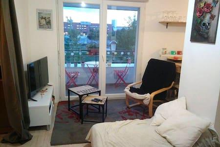 Appartement chaleureux aux portes de Paris 18 - Saint-Denis