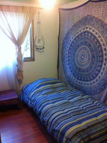 Habitación pequeña y acogedora en Quilpué - Quilpué