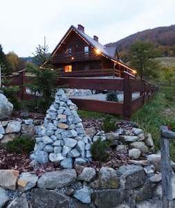 Alpejskie Chalet  OBORA - Wisła