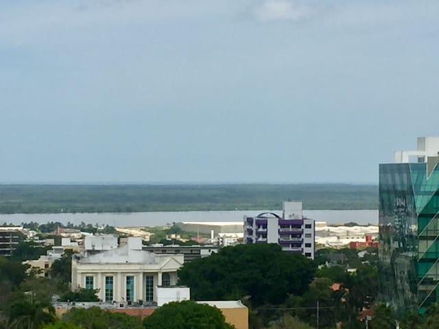 Río y brisa La mejor vista,ubicación y atención