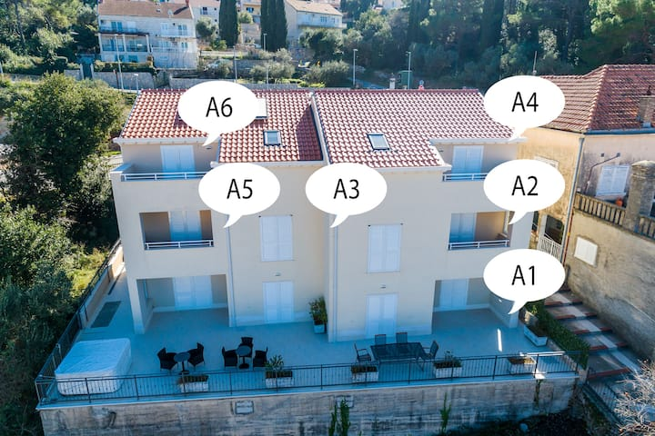 Apartments Rilovic - A2