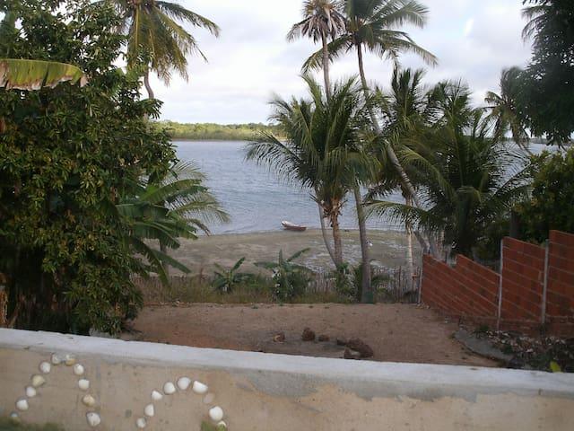 Casa Rústica com vista para o Jaguaribe! - Fortim - House