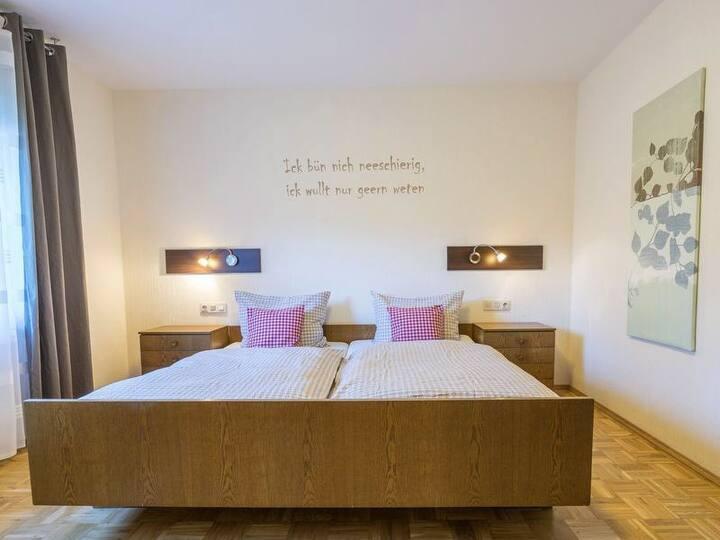 Landhotel Klaukenhof, (Lennestadt), Einzelzimmer mit Dusche und WC