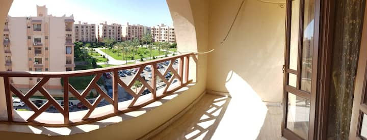 Full VIP Serviced Apartment in AlRehab City, Cairo
