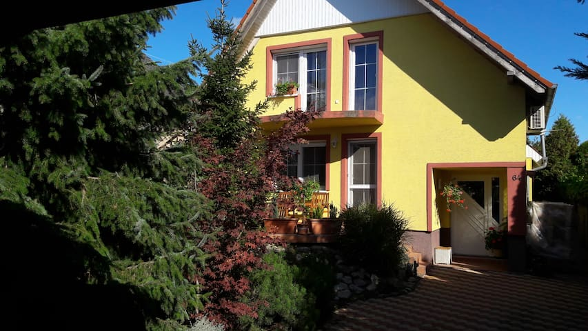 Large & cosy family house close the city centrum