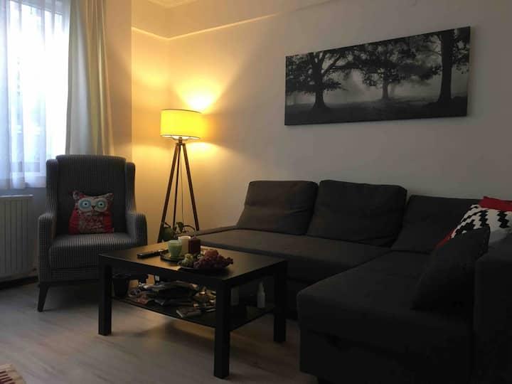 Taksim-Nişantaşı/Özel Oda/Private Room/Single Room