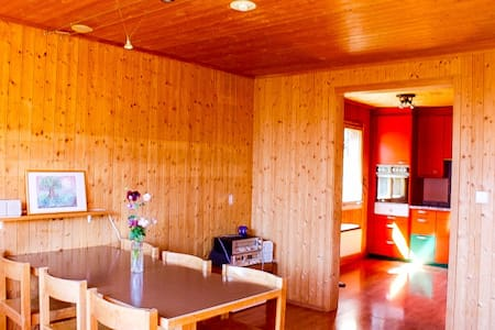Beautiful apartment in the charming Braunwald