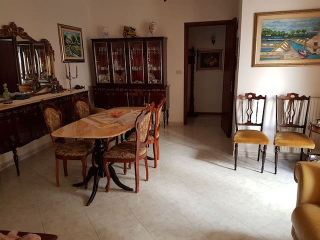 L'appartamento dell'artista (zona centro)