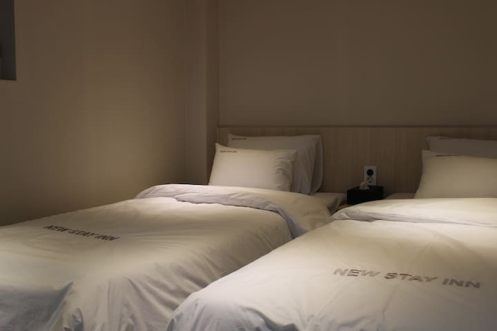 Myeong-Dong New Stay inn_Twin Room