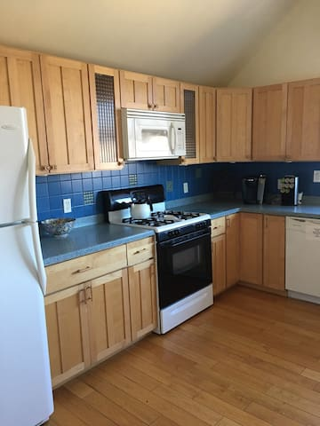Open Floor Carriage House Apartment - Saugerties - Apartment