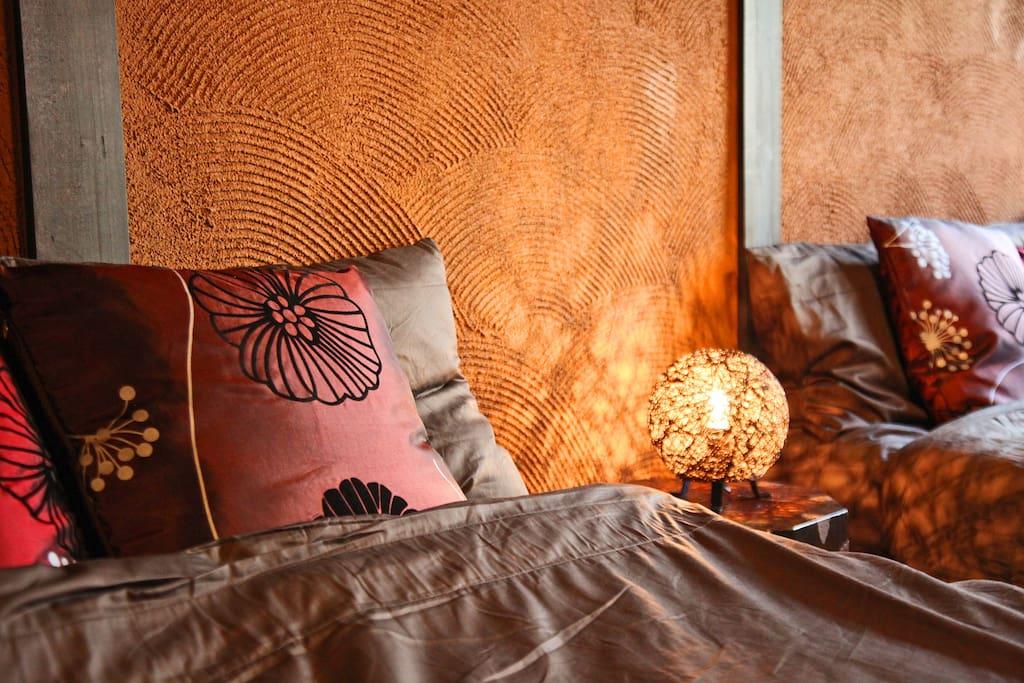 ベッドランプ Bed lamp