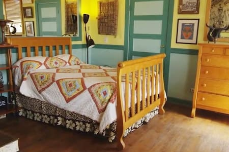 Smither Family B&B/The Kerr Room - 亨茨维尔(Huntsville)