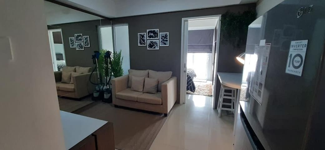 1 cozy bedroom Apartment in South Jakarta