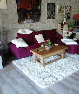 maison vigneronne rénovée - Laure-Minervois