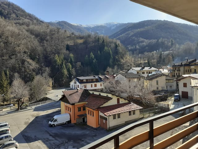 Intero appartamento in montagna