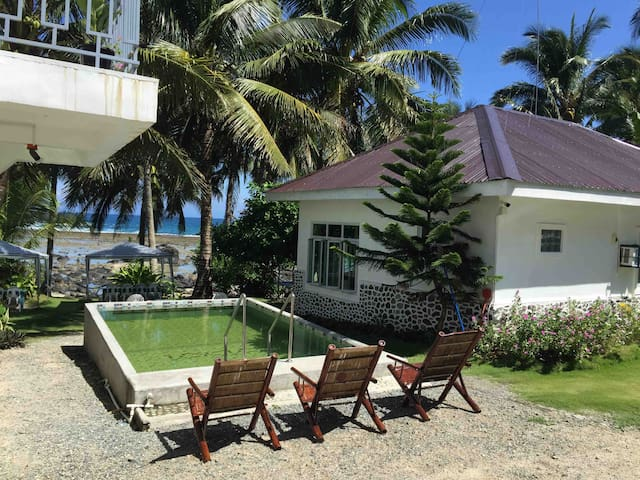 2 BR Deluxe Beach Villa by Eugene's Place