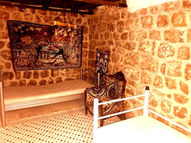 Private Room in Stone House