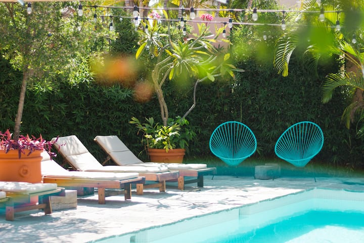 San Trópico || Exotic and Stylish Tropical Suites