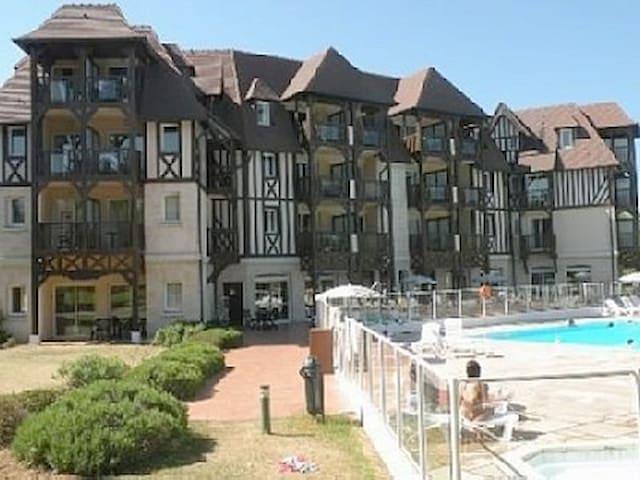 RESIDENCE DU GOLF DEAUVILLE EAGLE - Deauville - Apartment