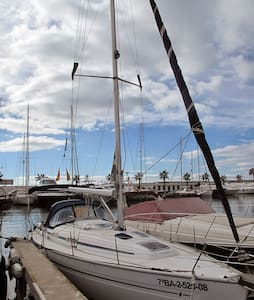 Cozy sailing boat in Sitges - Sitges