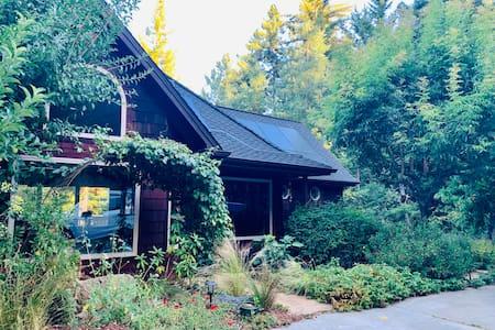 Spectacular 7 Acre Mountain Retreat & Tree house