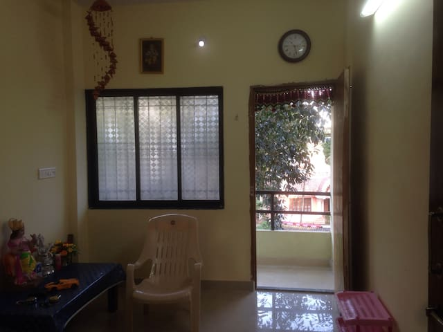 2 Bedroom Apartment - Sawantwadi  - Apartament