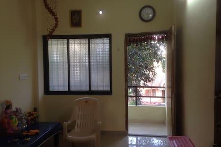 2 Bedroom Apartment - Sawantwadi  - Apartament