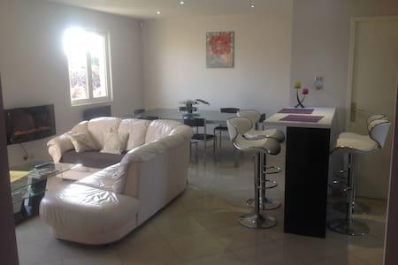 Charmante maison au calme - Saint-Cyprien loire - Casa
