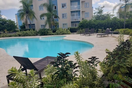 Located in the Beautiful Tropical Punta Cana area.