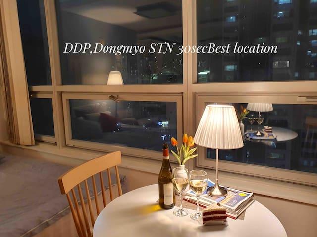 OPEN♥東大門,DDP,Dongdaemun,30sec to STN Best location