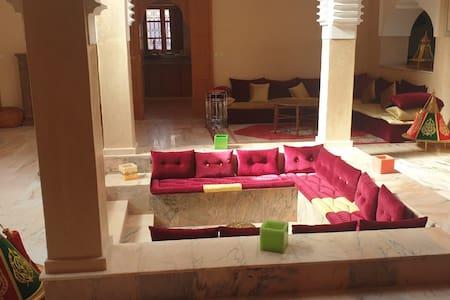 Chambre 7 Kasba Lakbira