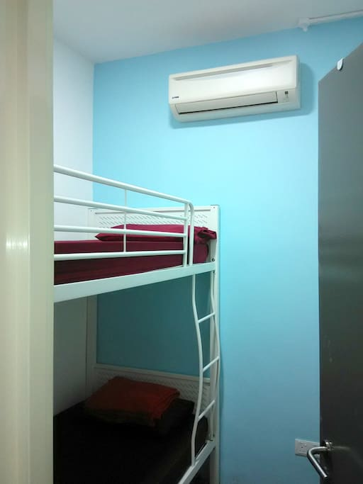 Basic Single Room With AC