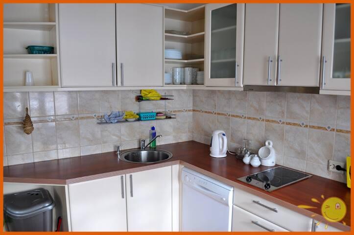 Two-room apartment near Riga - Iļķene - House