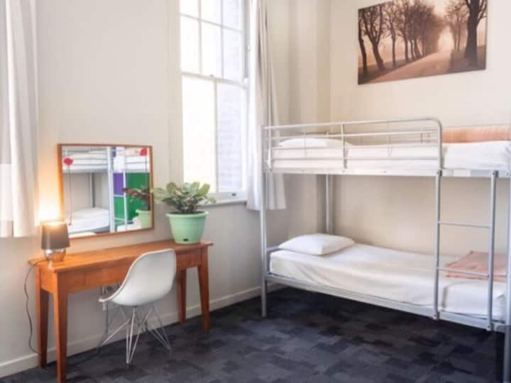 Bed in an 8 Share Female Only Dorm