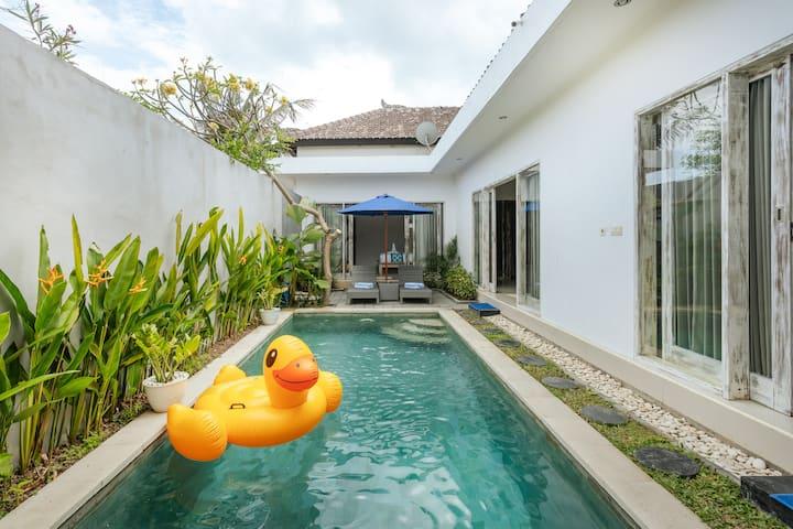 NEW!! Seminyak Mertanadi 3 Bed Private Pool Villa