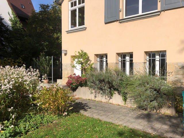 Attraktives  Studio-Apartement in Jenas Bestlage
