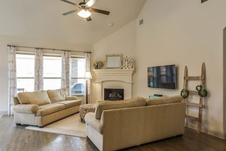 Frisco, 5 BRM 3,500 sq.feet French Country Retreat - Frisco - Σπίτι