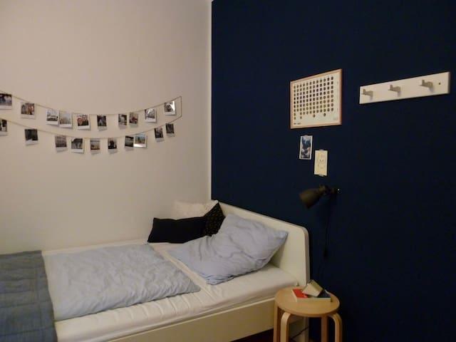 Schönes Zimmer in der Quadratestadt