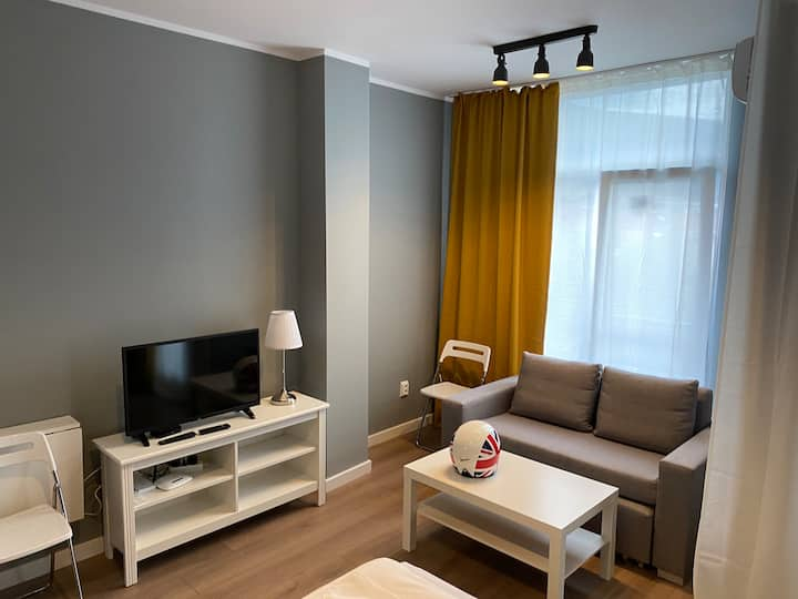 Boutique MagentaGold Apartment with parking place