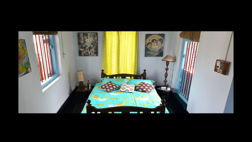TERRACE BY THE CALCUTTA LAKES - you will love it! - Kolkata - Bed & Breakfast