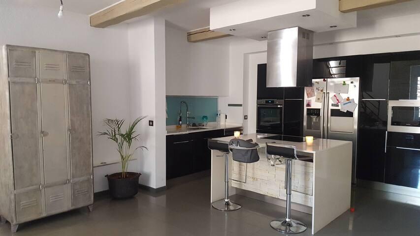 Bel appartement en T3 duplex !!!