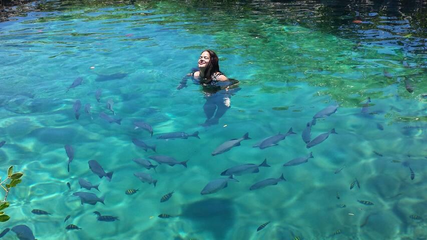 piscina natural de Caleta Buena
