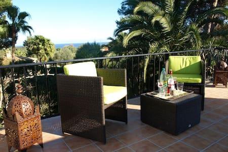 Villa mit Meerblick - Cala Murada - House