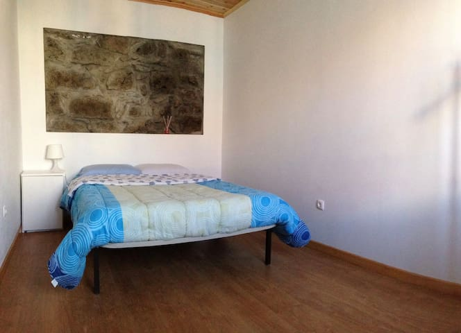 By the sea -  double bed room - Ribeira Grande - Bed & Breakfast