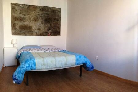 By the sea -  double bed room - Ribeira Grande
