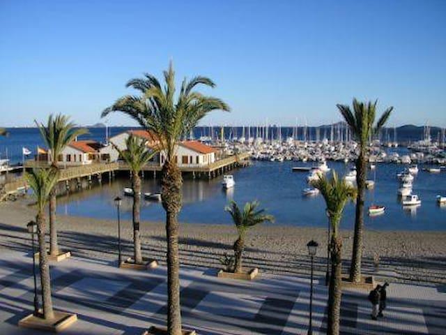 Beachfront apt - Best Location - Los Alcázares - Flat