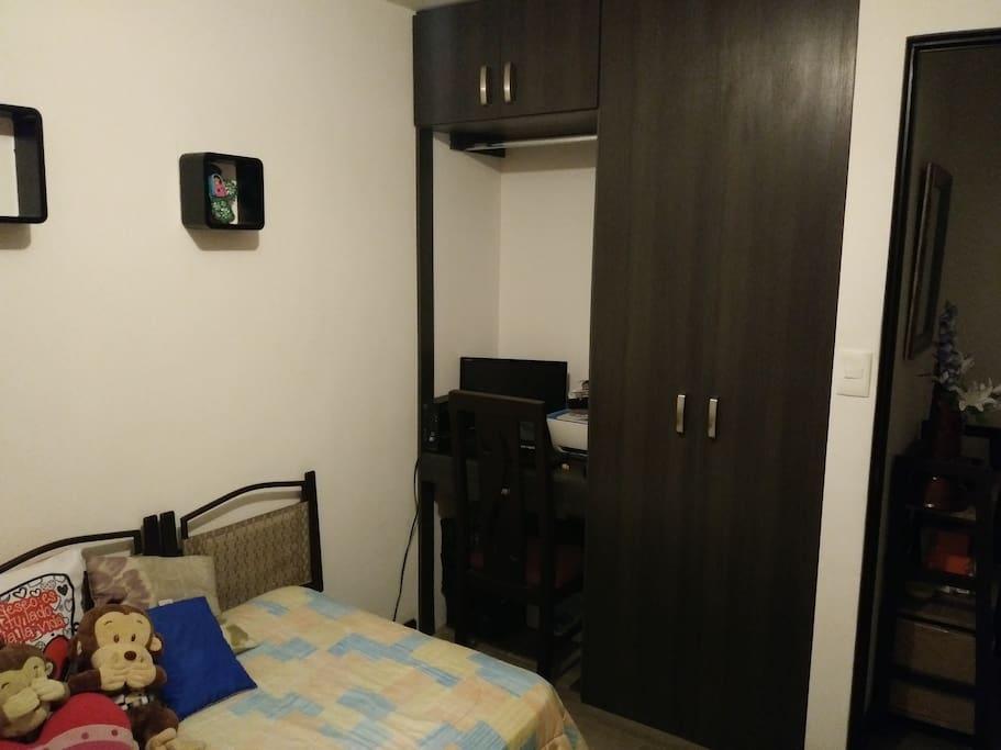 Habitación 1 - vista 2